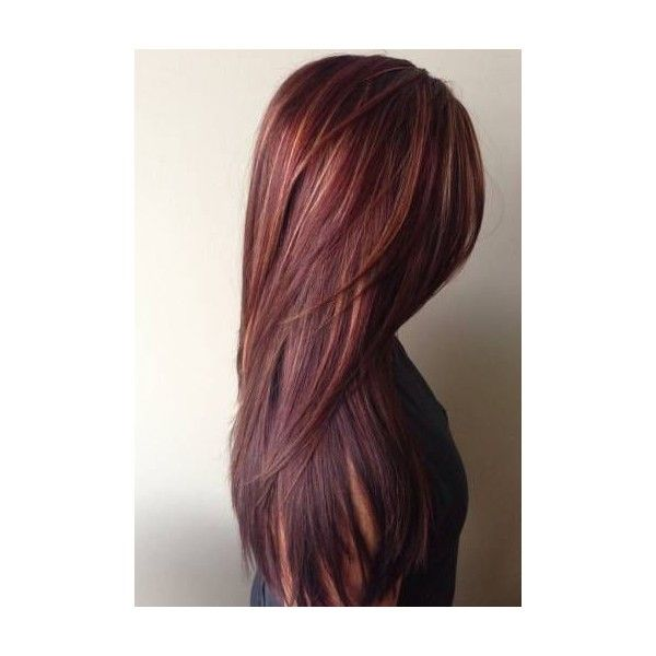 37 Newest Hottest Hair Colour Tips For 2015 Liked On Polyvore