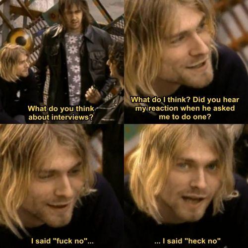 Kurt Cobain - nirvana Fan Art