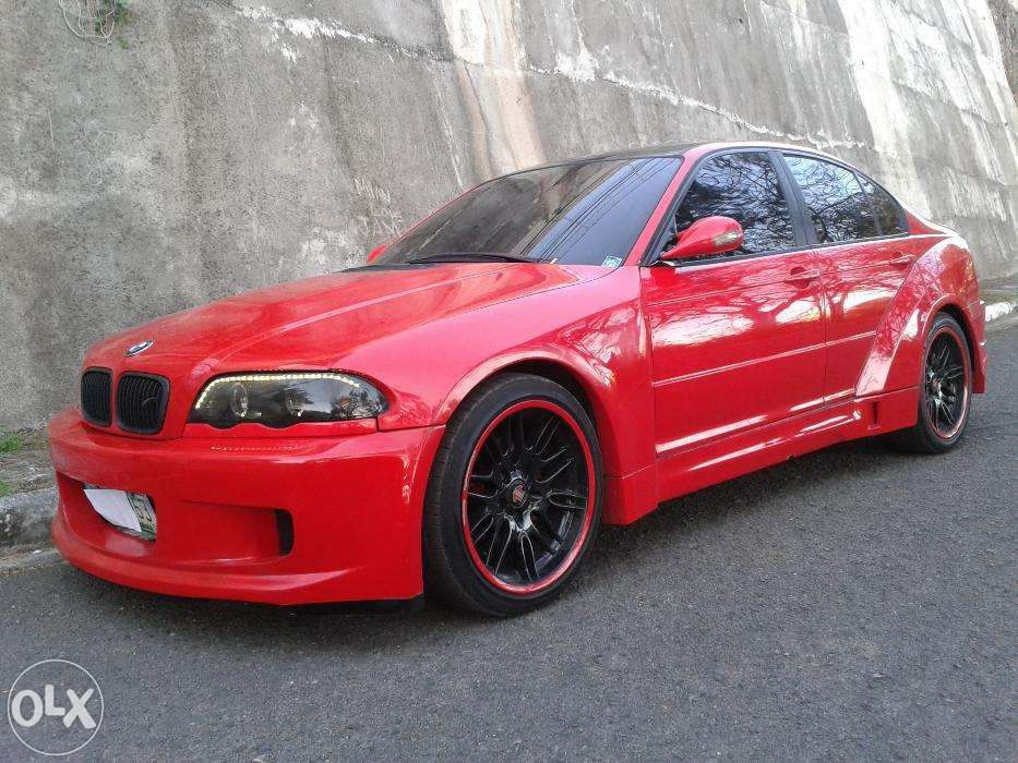00 Bmw E46 316i Manual Wide Body Accept Clean Swap W Diesel Suv