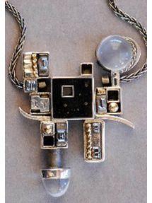 'Limitless' necklace $1,613 via www.boutiika.com