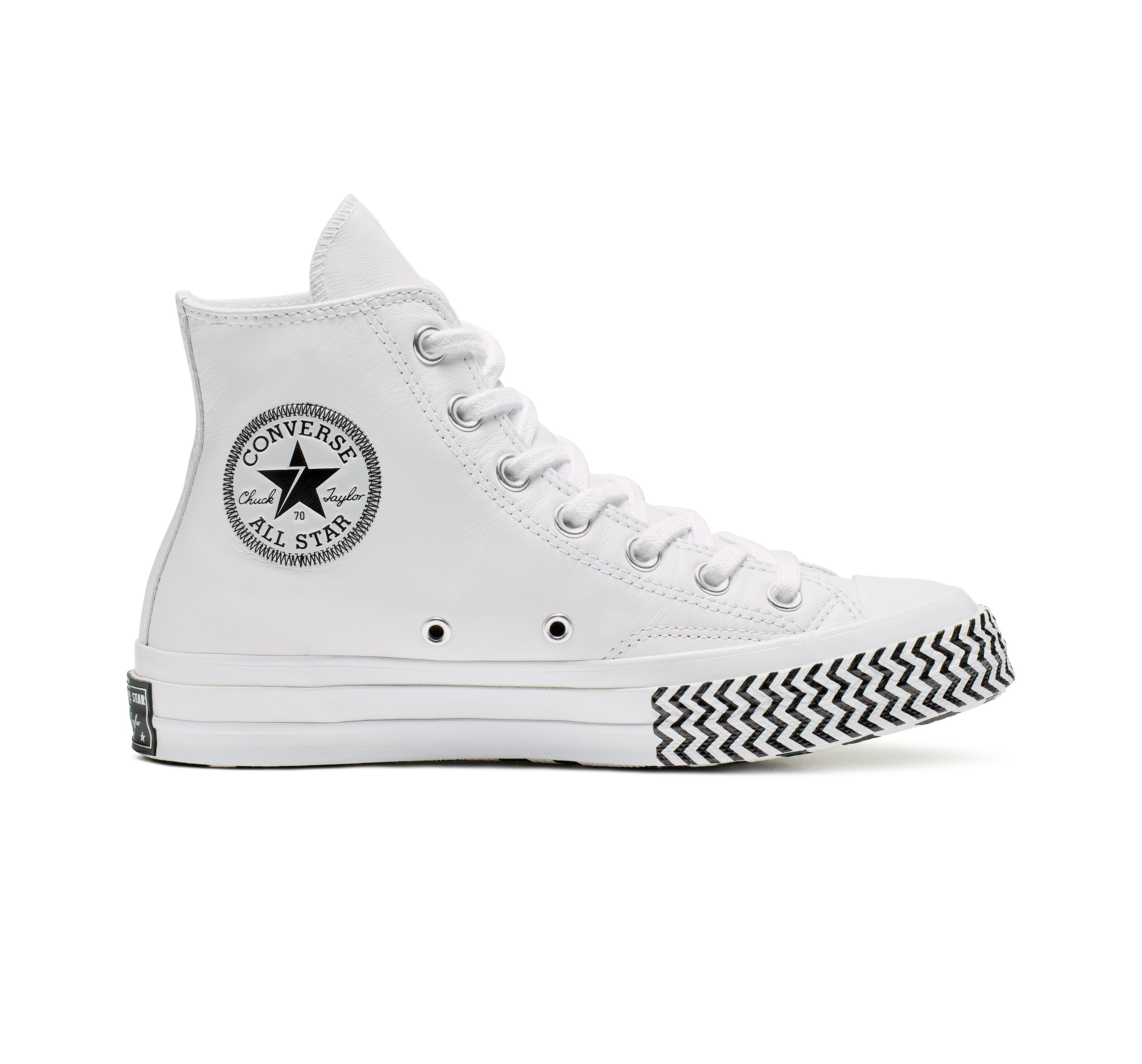 Chuck 70 VLTG High Top | Top leather shoes, High tops