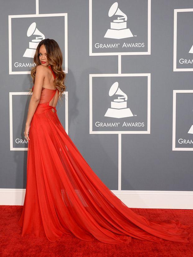 Rihanna Grammy Articulo