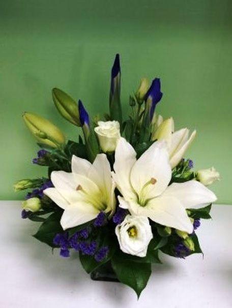 A flower arrangement called Ultimate