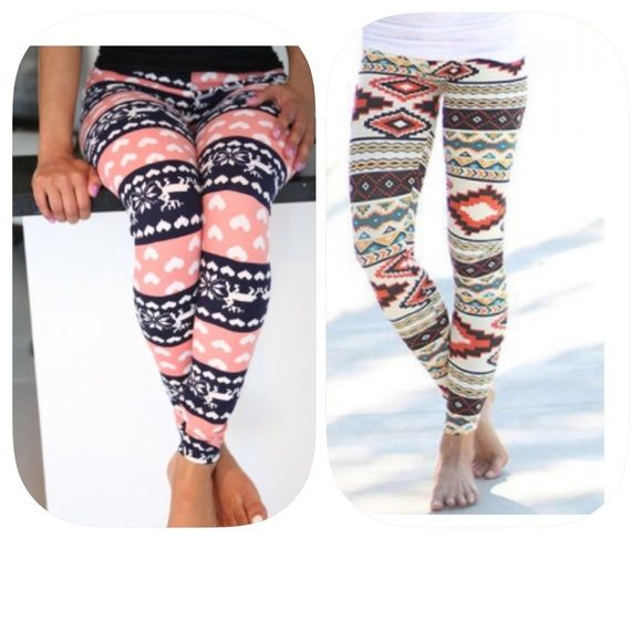 LEGGINGS ARRIVING SOON! Just in time for Xmas! Preorders are ...