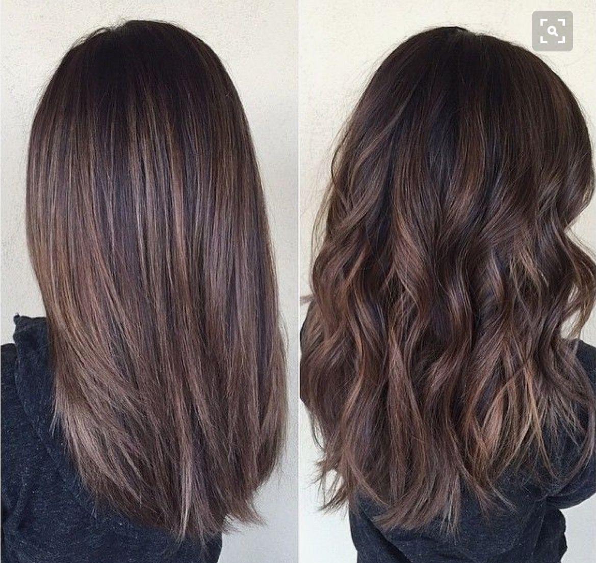 Ombre Hair, Long Hair, Brunette Hair, New Hair, Straight Hair, Hair Colors,  Hairstyle Ideas, Ombre Hair Color, Hair And Beauty