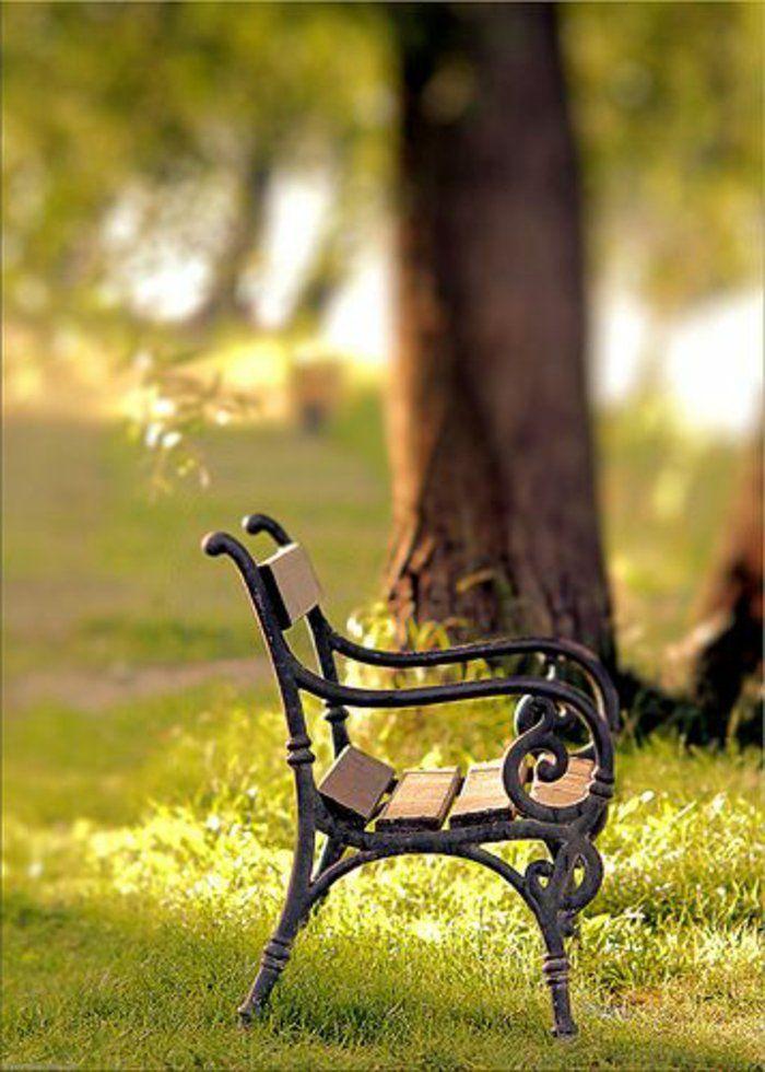 Voici nos exemples pour un banc de jardin.   Favorite Places ...