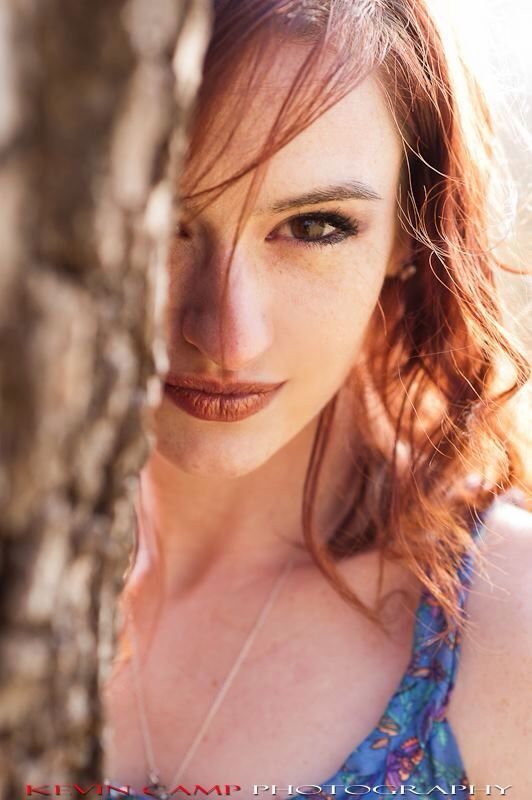 Model: Lauren Glenn; Photographer: Kevin Camp