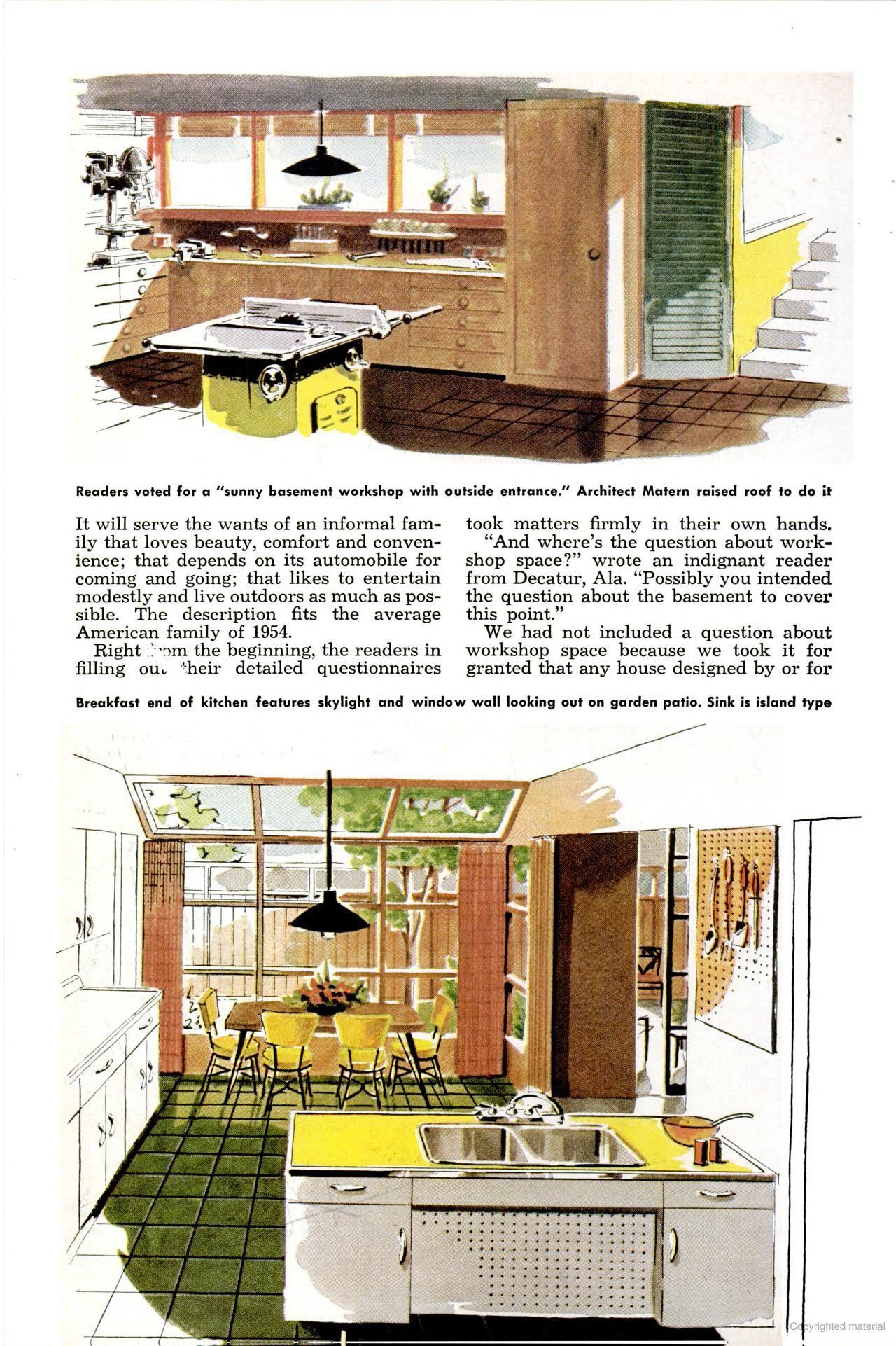 Popular Mechanics Rudolph A Matern Pinterest Popular Mechanics # Gadsden Muebles