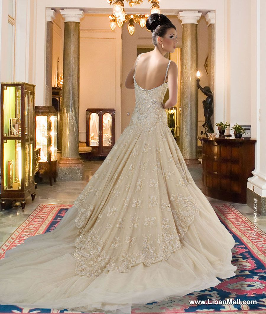 Weddings in lebanon wedding dresses in lebanon for Lebanese wedding dress designers