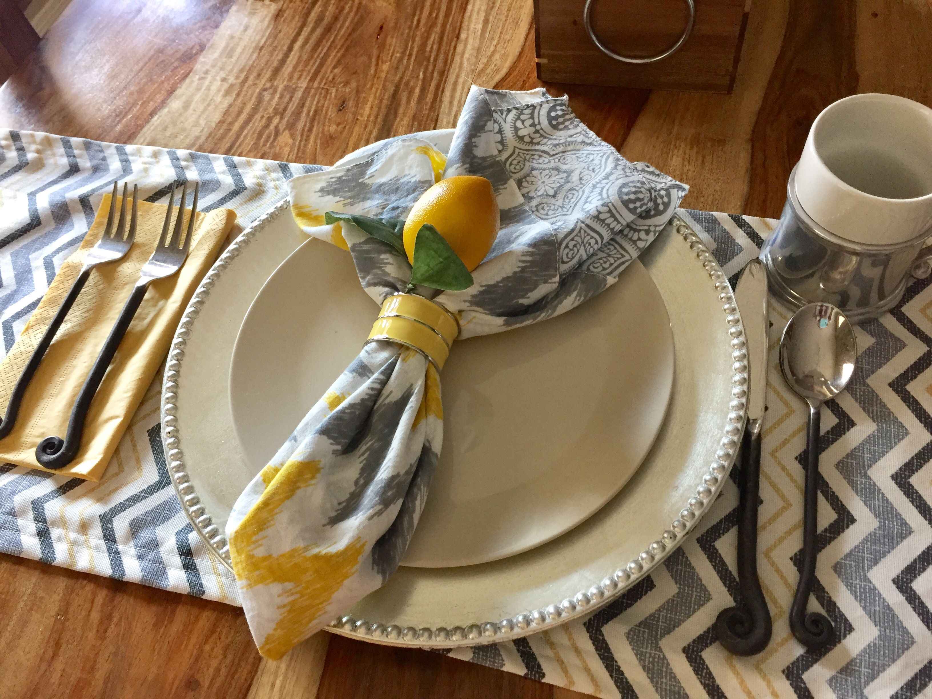 Walmart Runner Fabric Napkins Neckerchiefs Hobby Lobby Napkin Rings Pottery Barn Wilton Armetale Mug Treb Wilton Armetale Tablescapes Bed Bath And Beyond