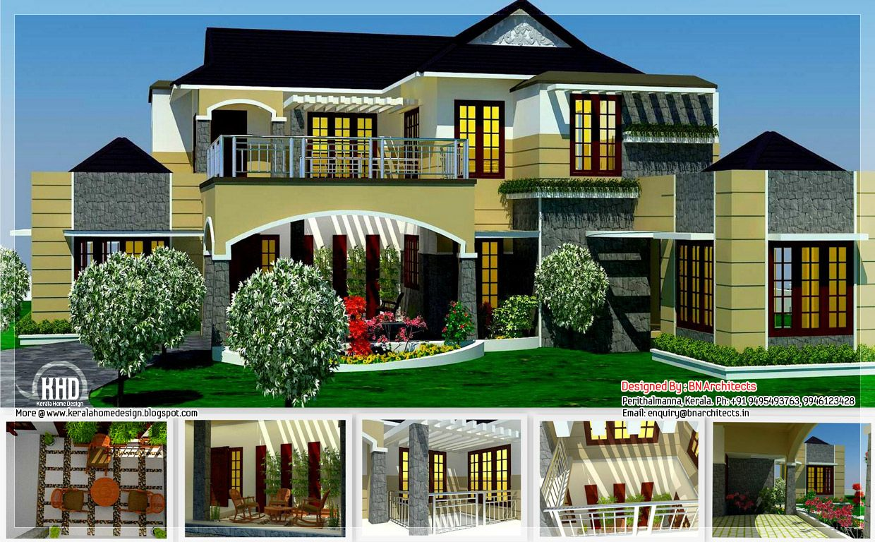 5 Bedroom House Designs Philippines And India Luxury House Plans  Google Search  Ideas