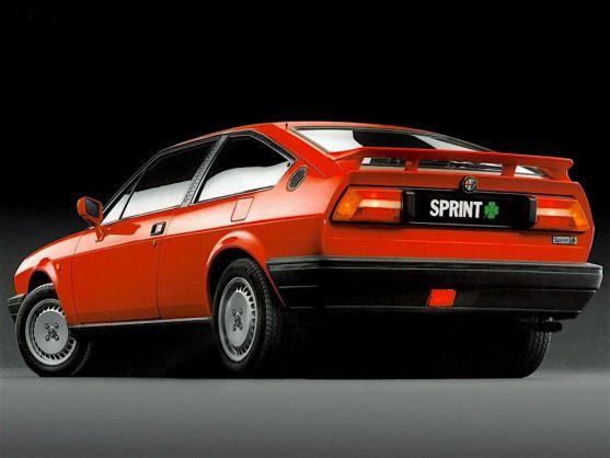 1987 Alfa Romeo Sprint Quadrifoglio Verde by Auto Clasico