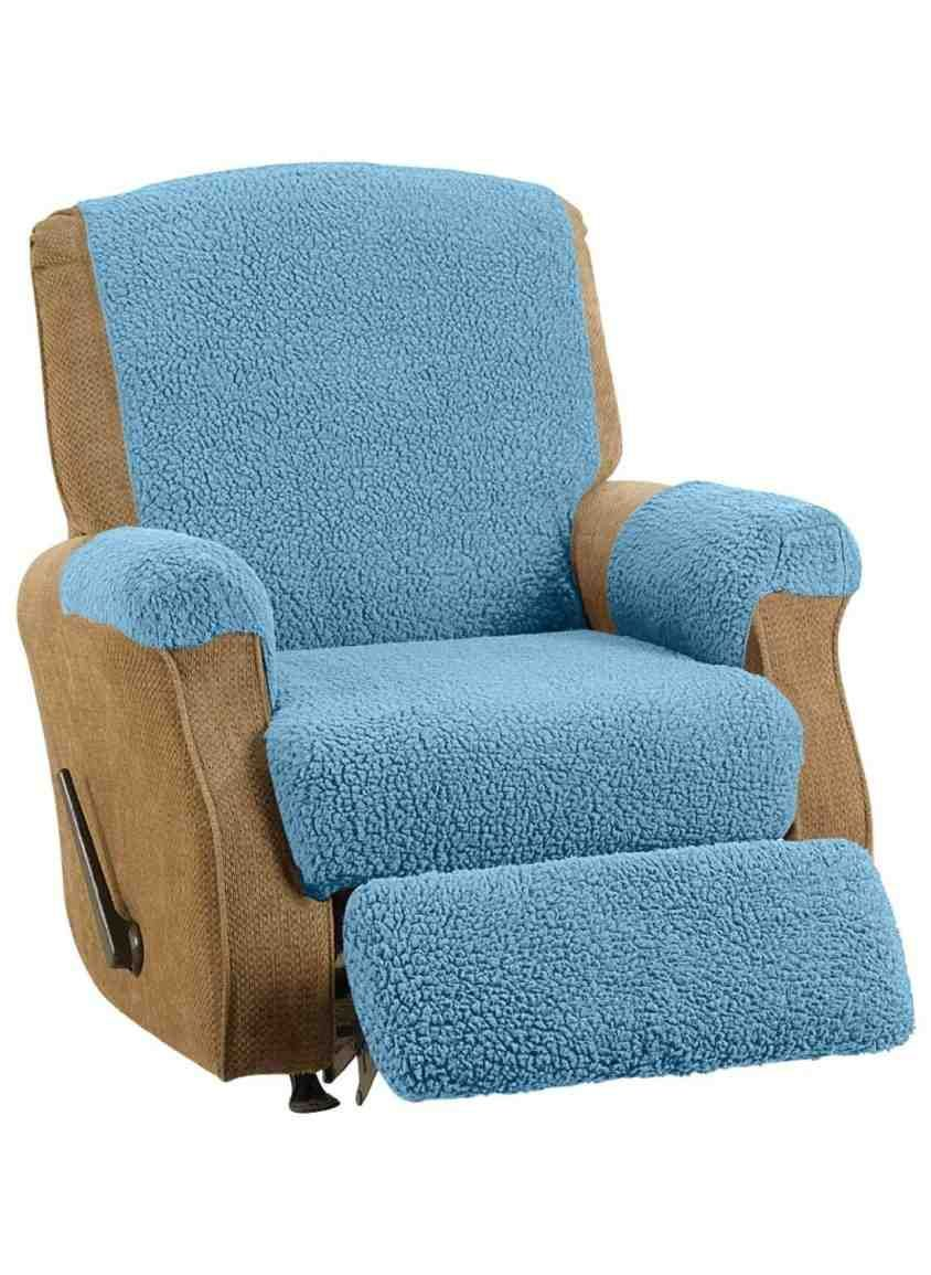 Beau Sheepskin Recliner Covers