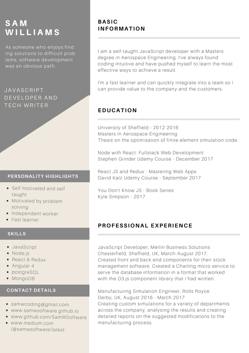 Pin By Ahmed Ayman On Professional Inspiration Resume Templates Customer Service Resume Cv Template