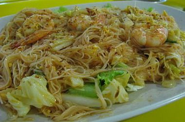 Resep Masakan Nenek Bihun Goreng Singapore Resep Masakan Makan Malam Masakan