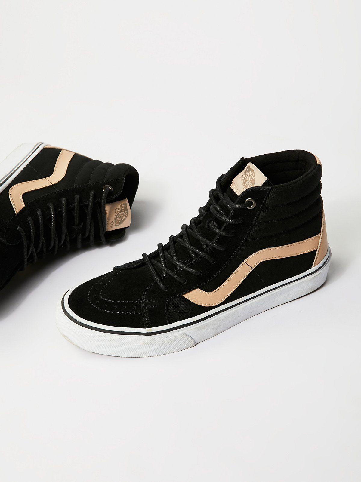 ff65dad971 Vans SK8-Hi Reissue Veggie Tan Sneaker at Free People Clothing Boutique