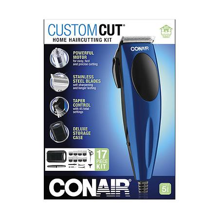 Conair 17 Piece Haircut Kit Hc115 1 Ea
