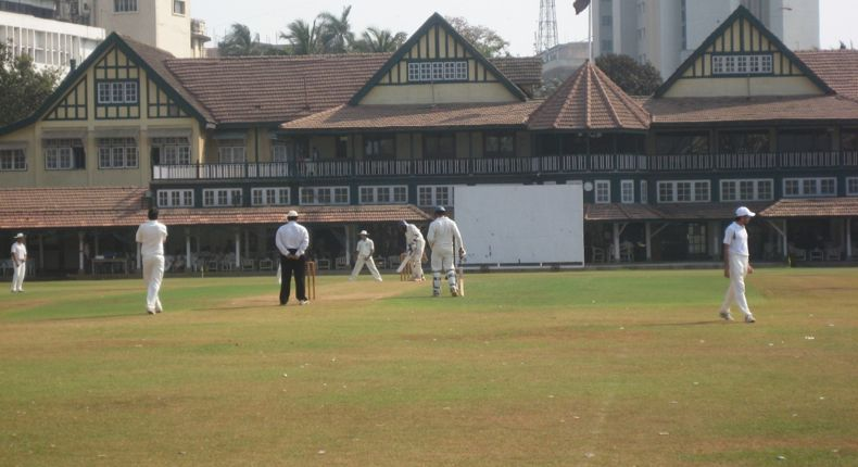 Bombay Gymkhana And Cricket Pitch The Scene In The Book Takes Place At Night But Here S What It Looks Like By Day Travel Experience Photo Travel