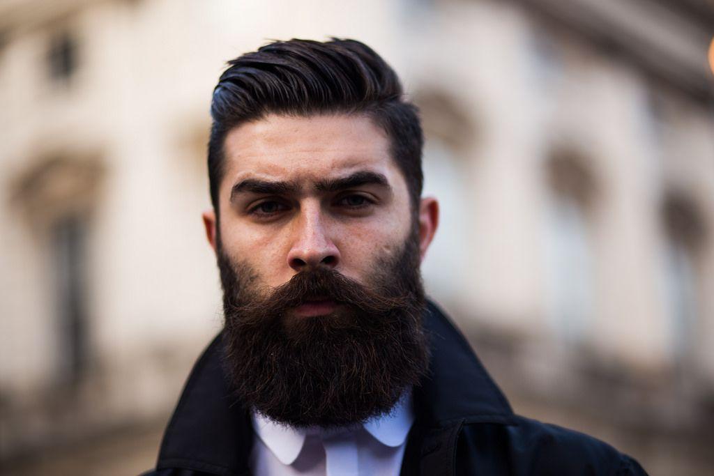 Barba Completa Corta