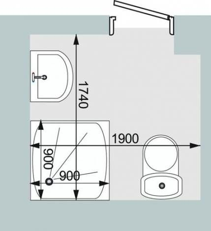 17 trendy bathroom small space layout floor plans #
