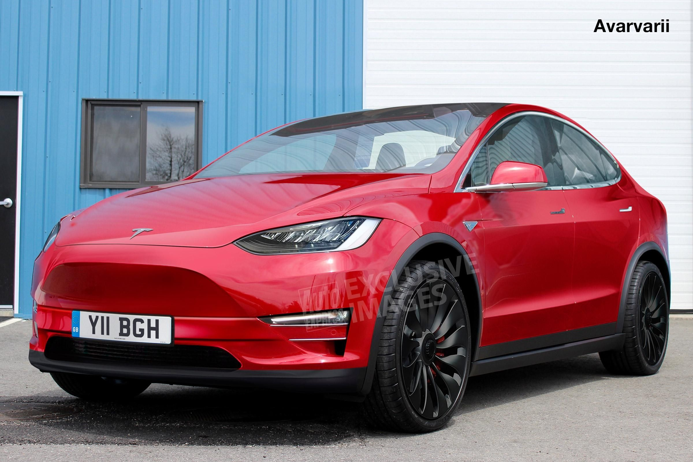 New Tesla Model Y Suv To Arrive In 2019 Auto Express Intended