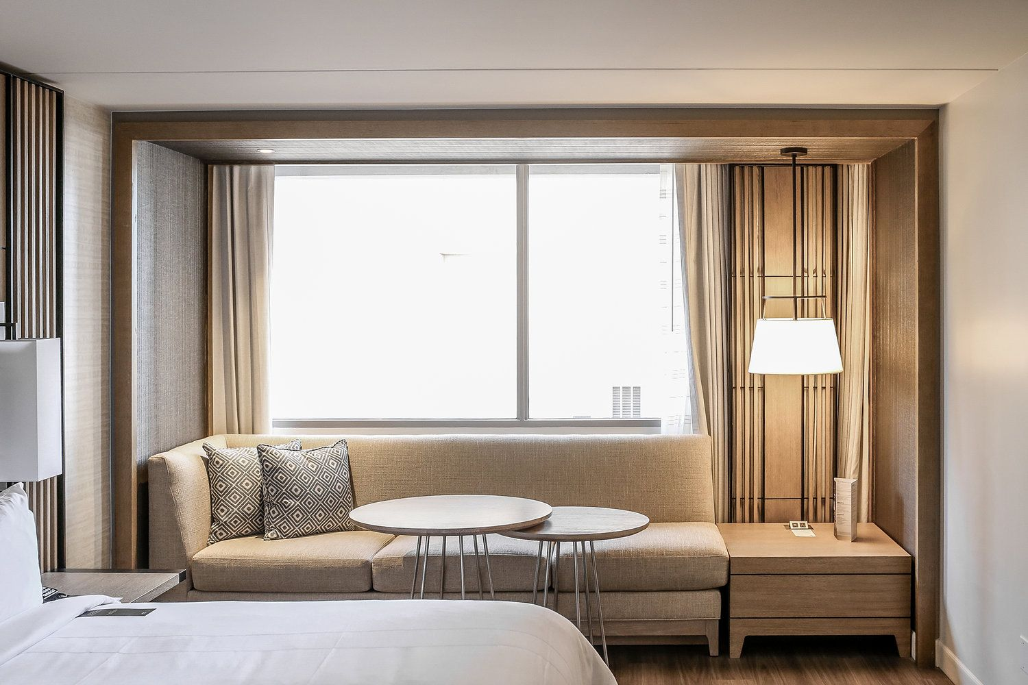 Marriott: The Live Beta Hotel experience | Room, Modern and Walls