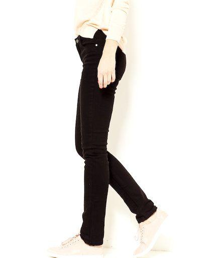 Pantalon slim femme coloré