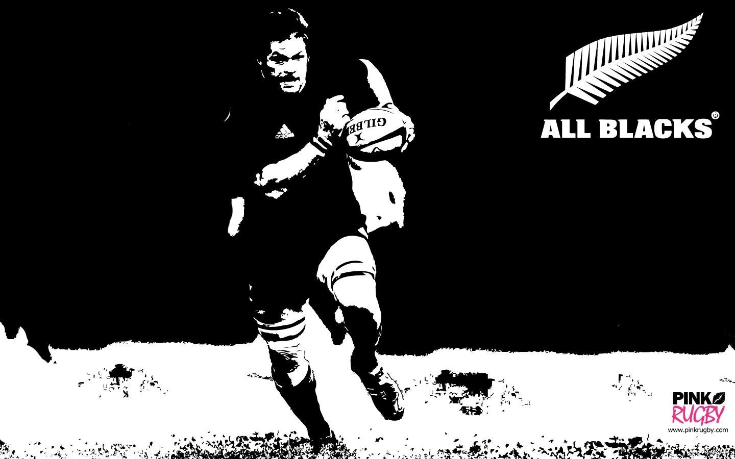 1440900 All Black Rugby Wallpapers With Images Rugby Wallpaper