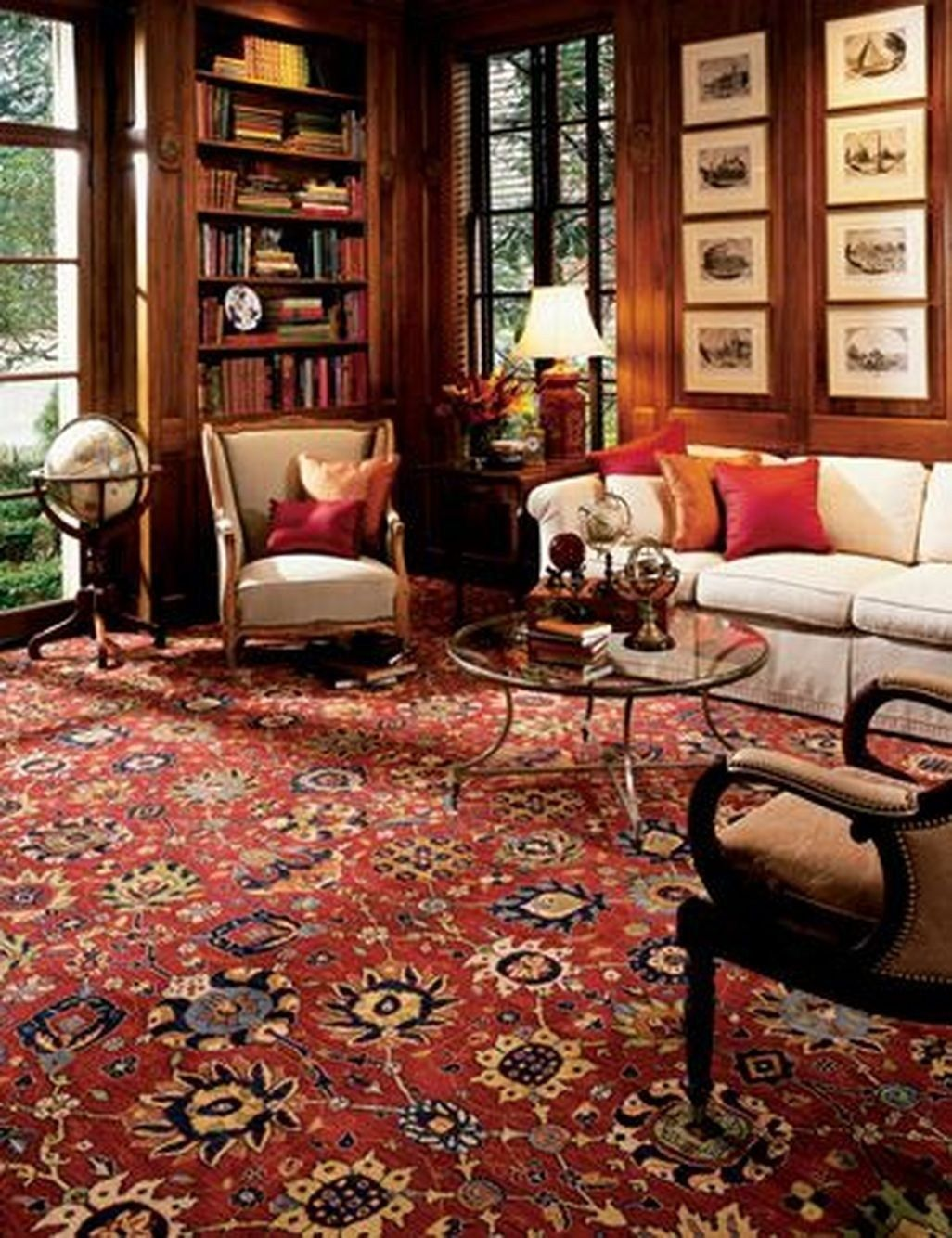Beautiful Persian Rugs Decor Ideas To Makes Your Home Cozier 43 Persian Rug Living Room Persian Rugs Decor Oriental Rug Living Room