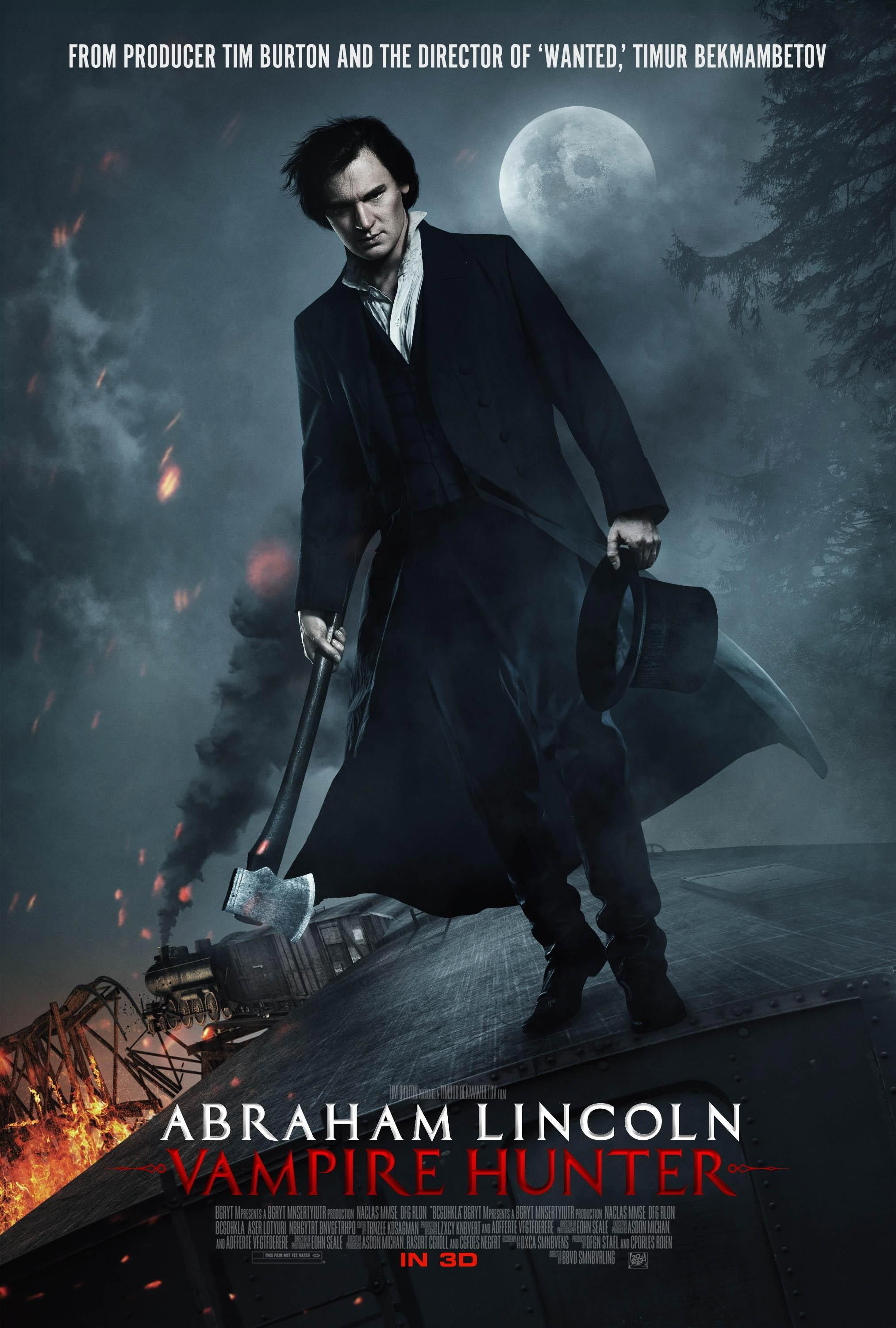 Relation Between The Fact And Twist Abraham Lincoln Vampire