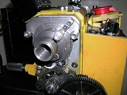 Add a 60-Position Index Wheel to lathe spindle | Dividing and