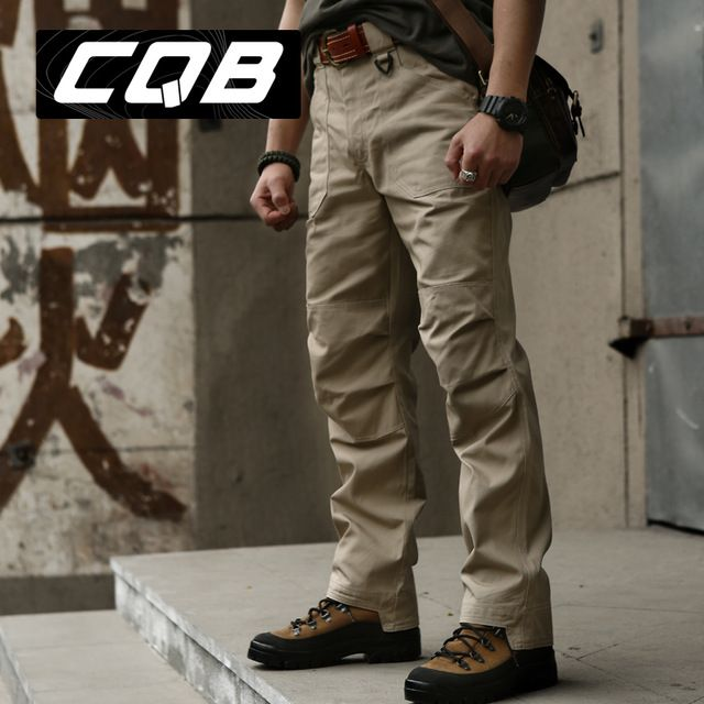 High Quality Outdoor Cqb Tactical Pants Men Climbing