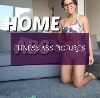 fitness abs pictures #fitness #pictures