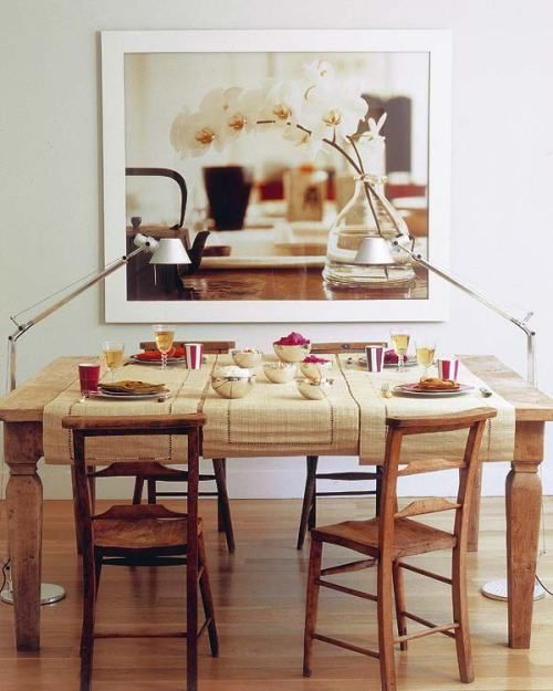Dining Room Table Toppers Inspiration Comedores Coloridos Y Con Encanto  Comedores Y Comedor De Diario Design Ideas
