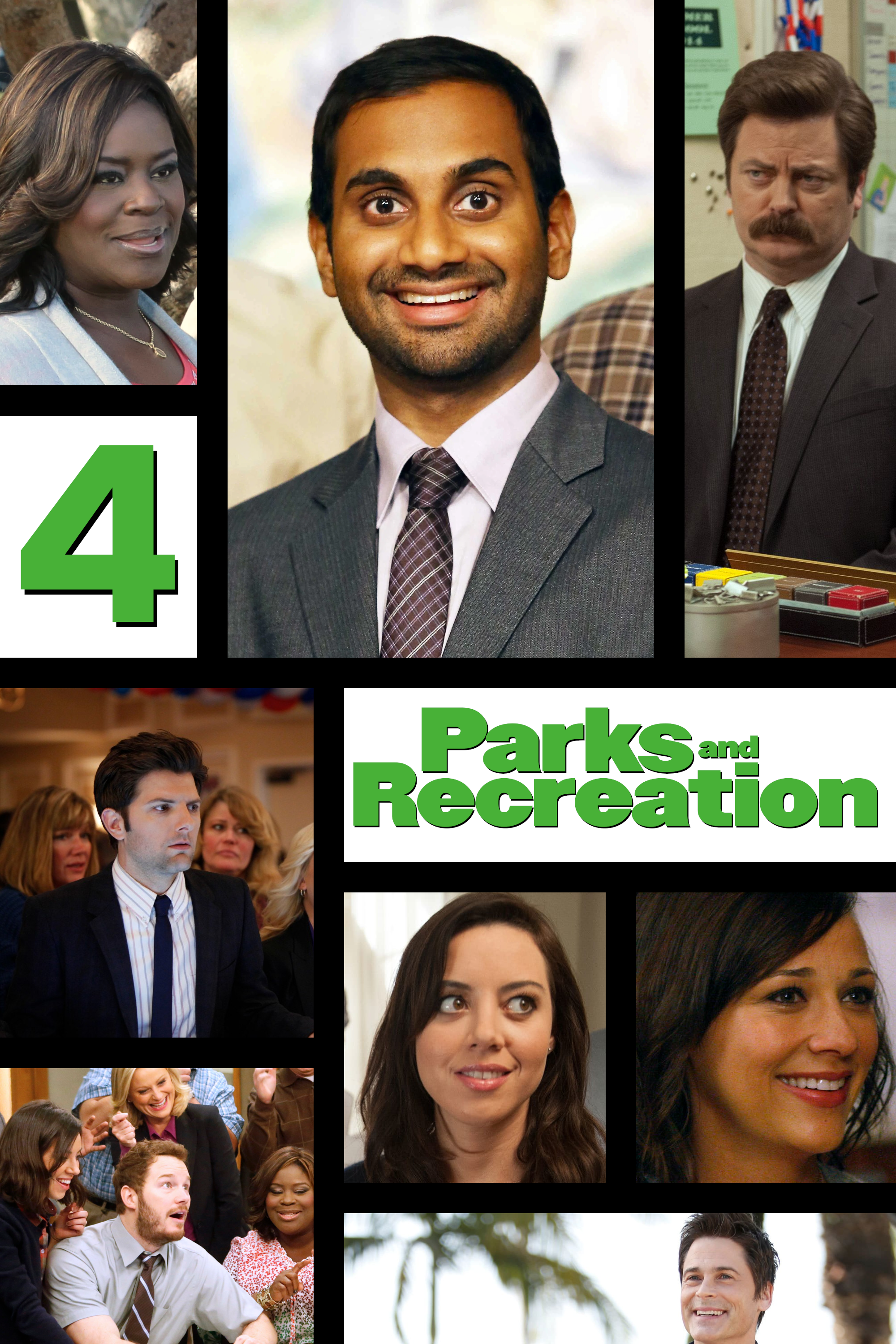 Parks And Recreation Season 4 2015 Parks And Recreation Recreation Park