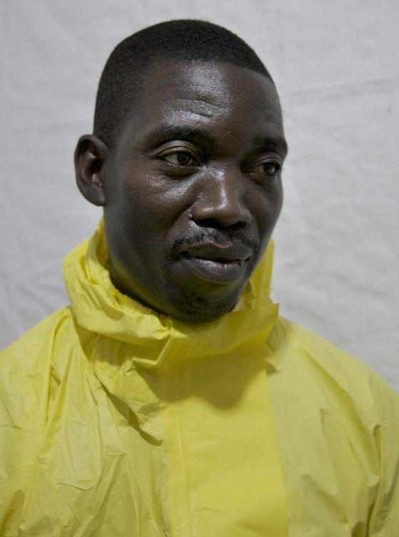 Dr. Jerry Brown- Time Person of the year: The Ebola Fighters