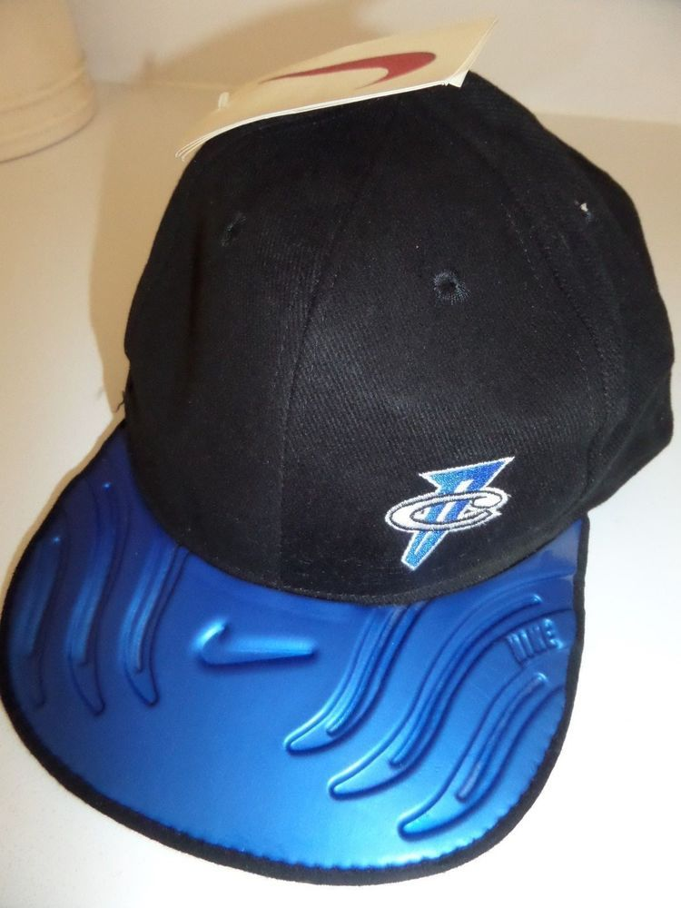 039d562cac458 Vtg 90 s Nike FOAMPOSITE ONE 1 Penny Hardaway Cap Hat Orlando DS Basketball  RARE  Nike  CapHat