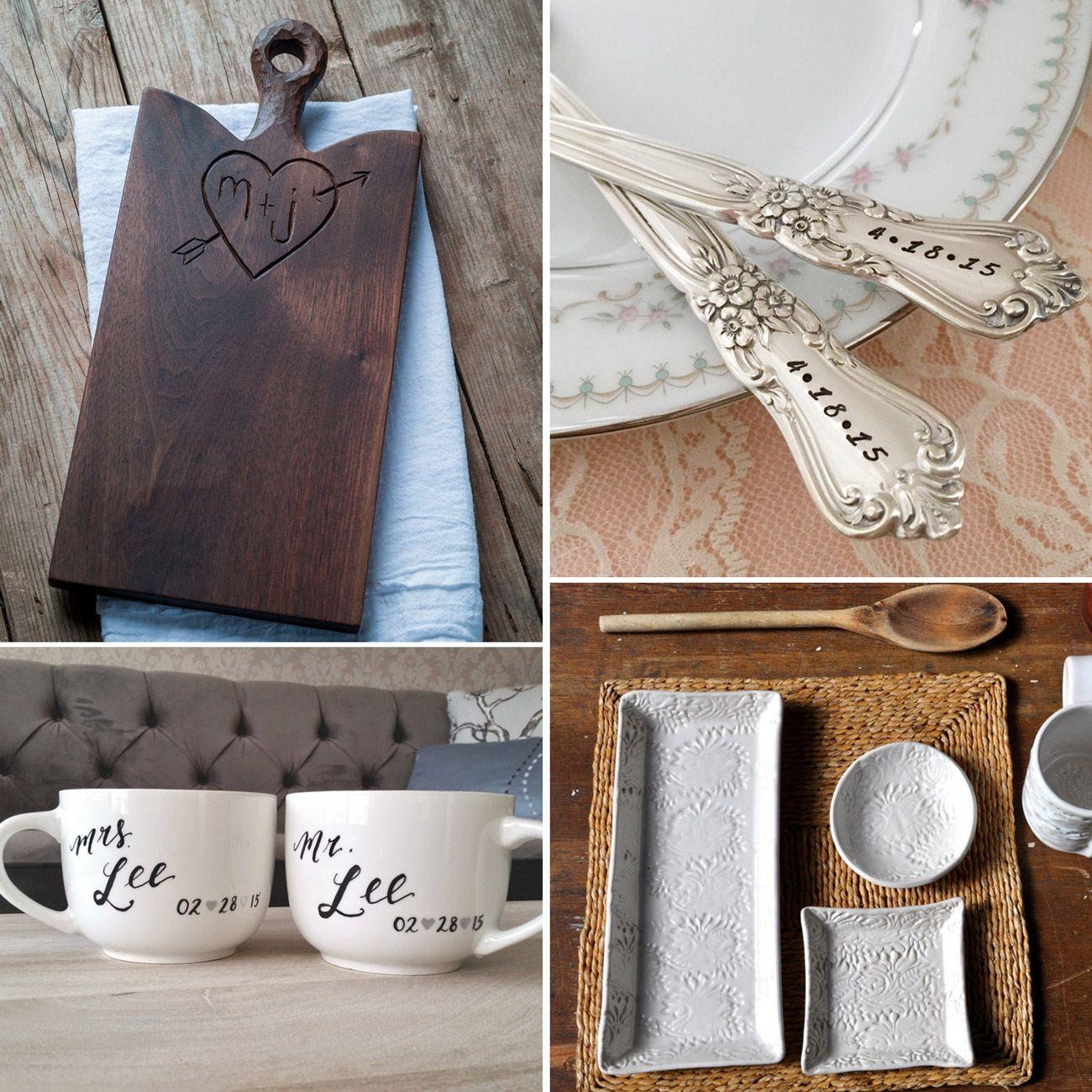Wedding GIft Ideas from Etsy Canada Etsy wedding, Gift