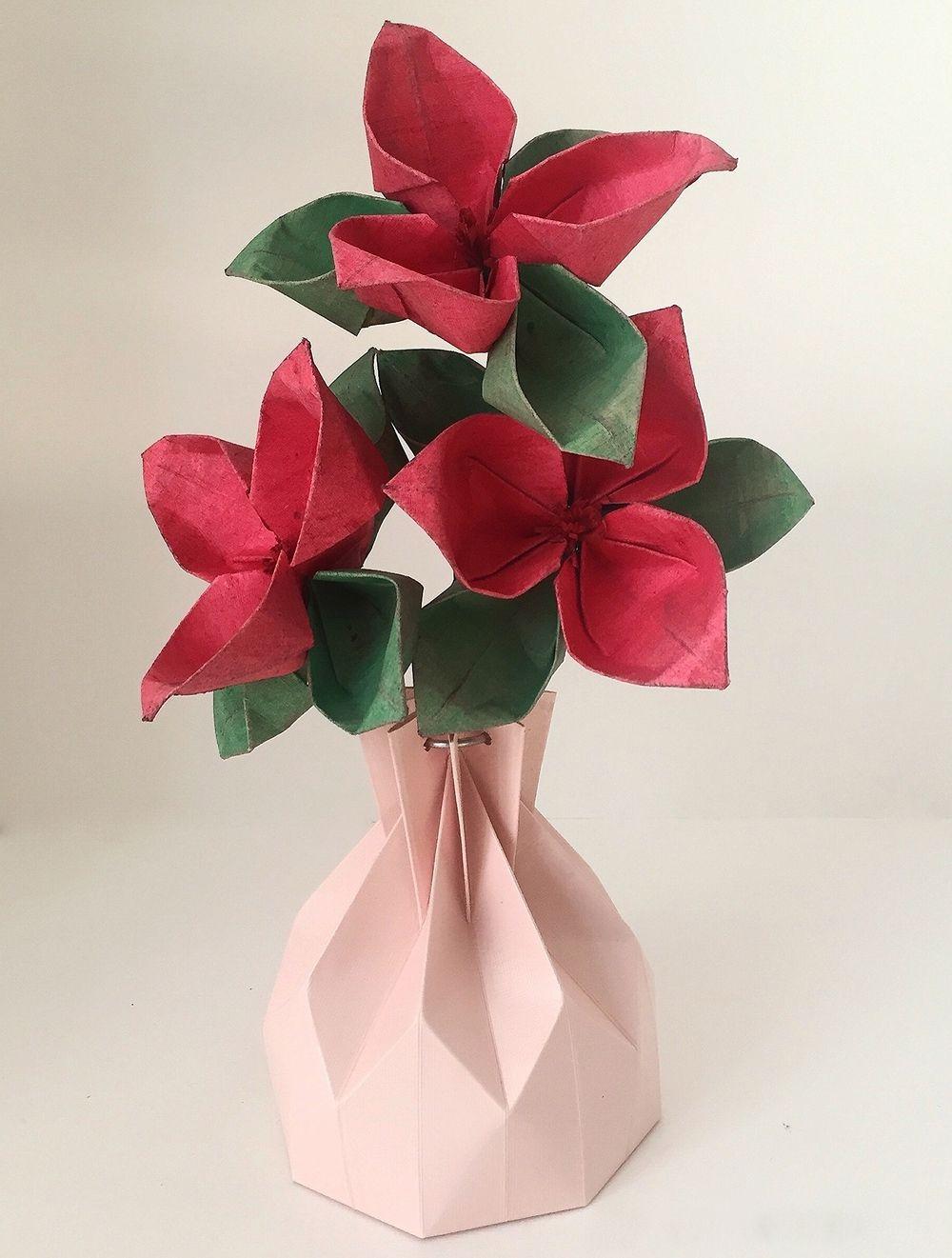 Img9391g Origami Flowers Pinterest Origami