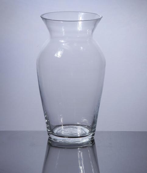 Glass Ginger Vase 45 X 9 12 Pc Glass Ginger Vases By Dfw