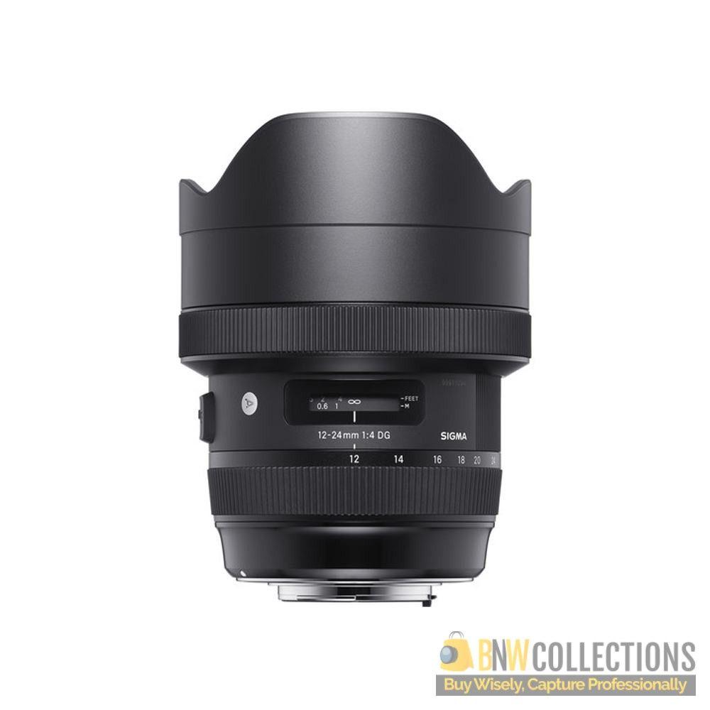 Sigma 12 24mm F 4 Dg Hsm Art Lens Price In Pakistan Art Lens Latest Camera Lens