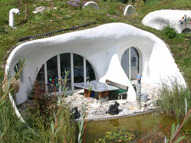 Earth House Estate Lättenstrasse, Dietikon, Switzerland