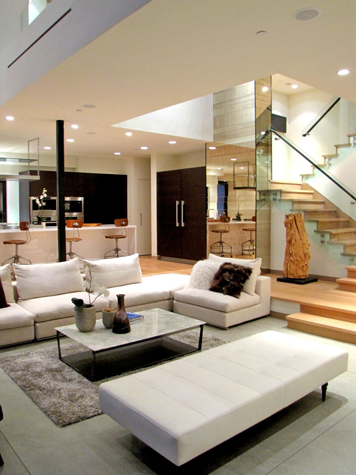 Open concept living area  Fabulous Spaces in 2019  House