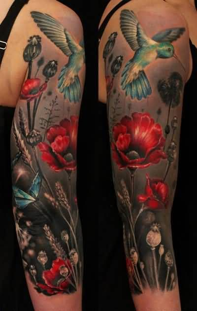 Image Result For Tattoo Cover Up Sleeve Women Mouwtatoeages Tatoeage Ideeen Een Tatoeage