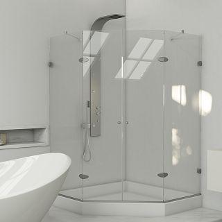 Vigo Vg606347w With Images Neo Angle Shower Neo Angle Shower