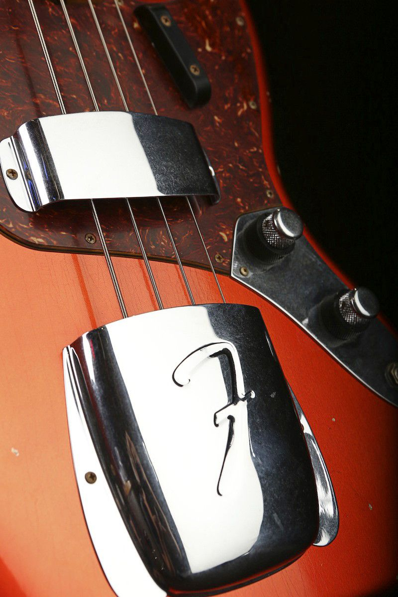 Fender Custom Shop 1962 Jazz Lush Closet Classic Fender