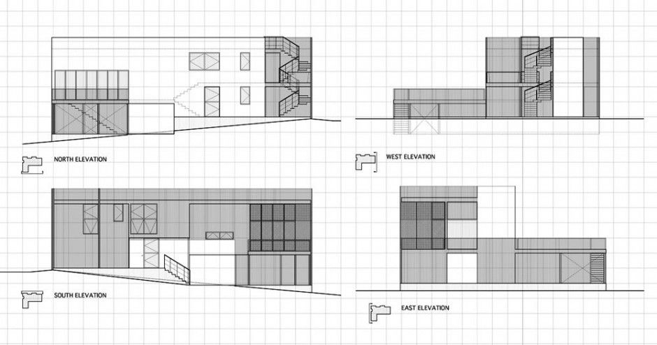 Building Elevation Plan Part - 33: Architecture