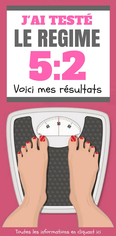 J'ai décidé de perdre du poids