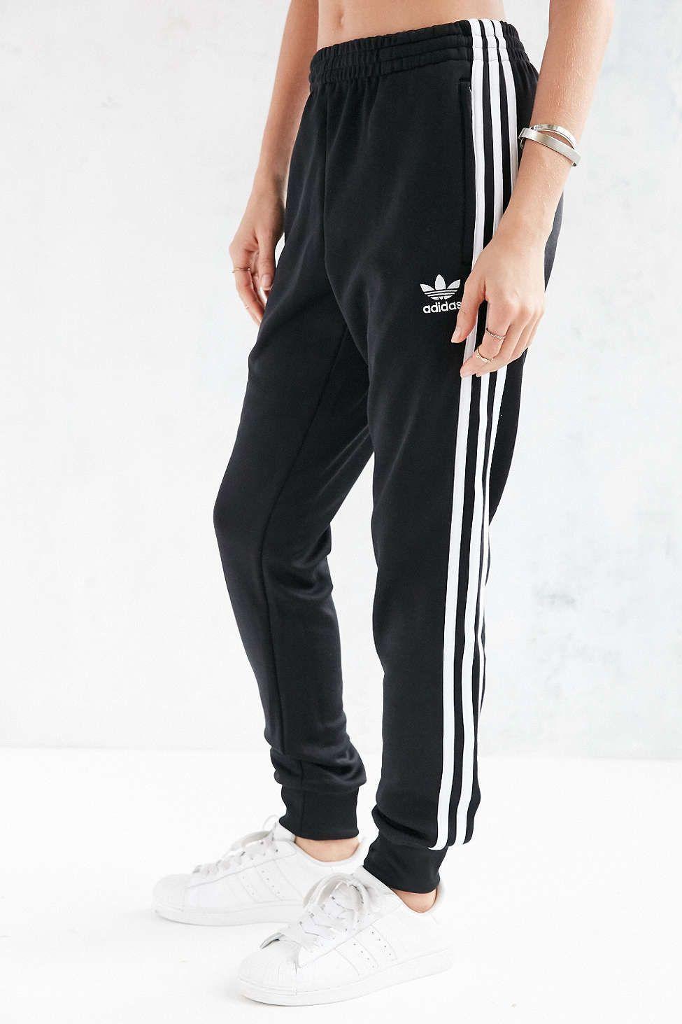 eda46b55562b adidas Originals Unisex Superstar Cuff Track Pant