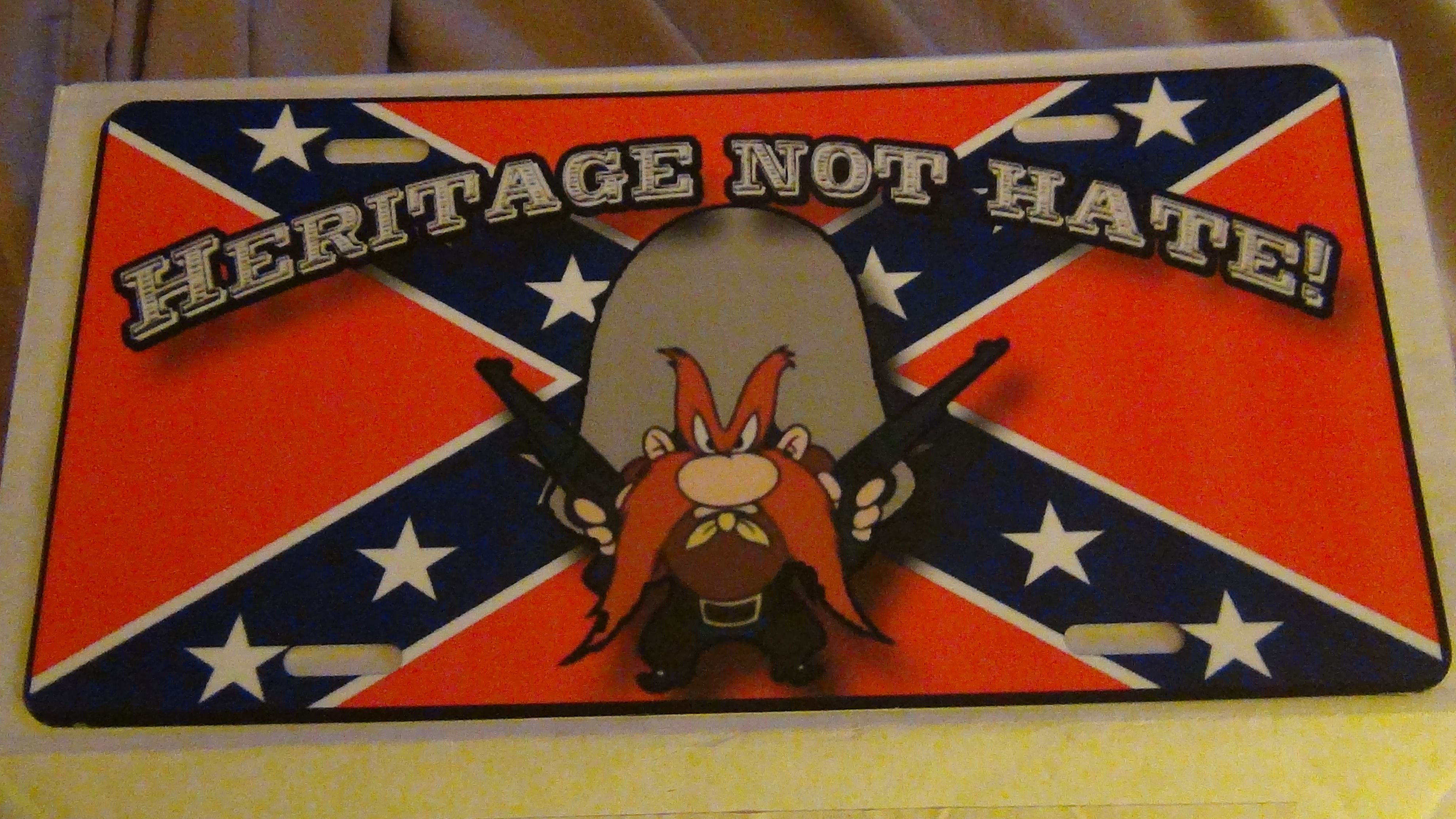 Heritage not Hate!